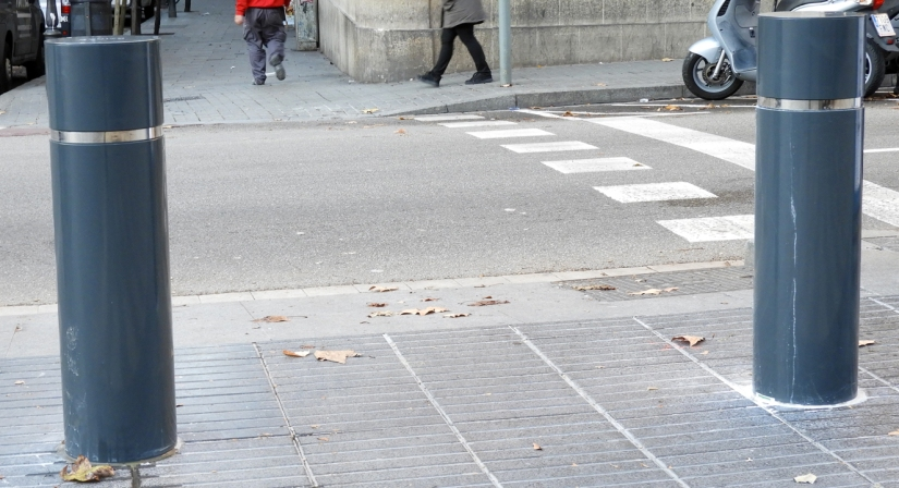 Public space andterrorism