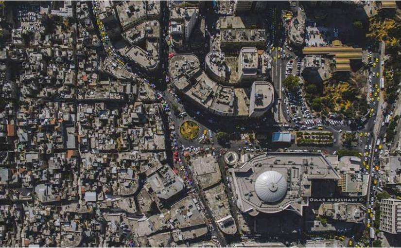 Public Space in Nablus city